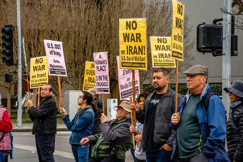 No War in Iran Santa Rossa  Bill Clark-18.jpg