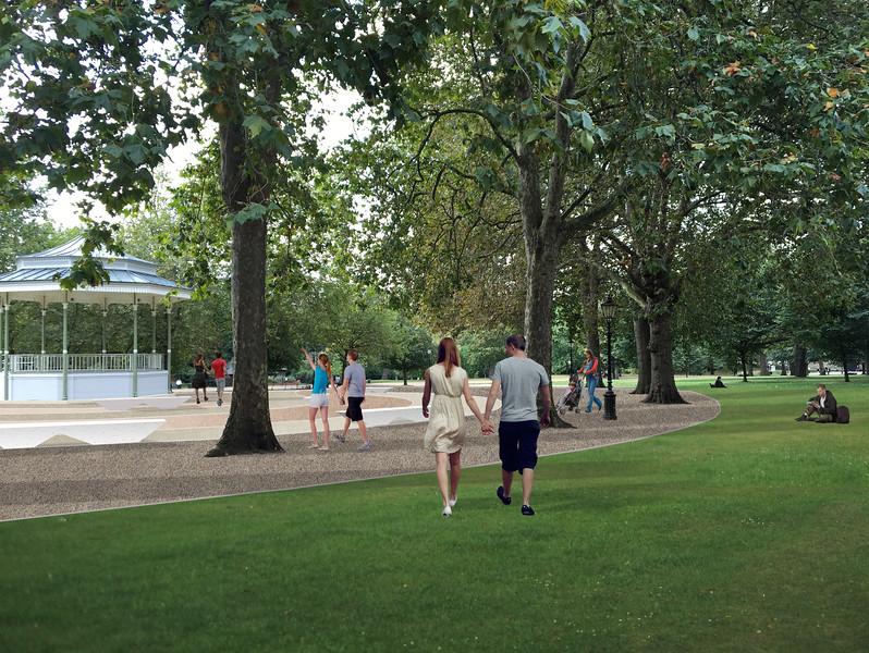 The Royal Parks, London