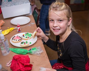 Santa's Workshop at SECU Family House at UNC Hospitals