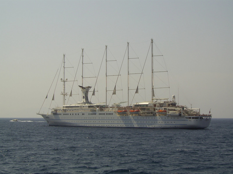 CLUB MED 2 offshore Capri.
