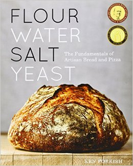 How to Bake Bread Book: Flour Water Salt Yeast