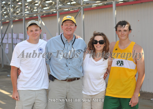 2012 State Track Meet