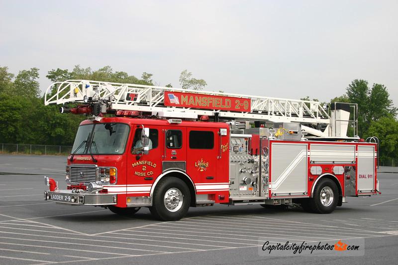 Mansfield Ladder (Tioga Co) 2-9: 2006 ALF Eagle/LTI 1500/500 75'