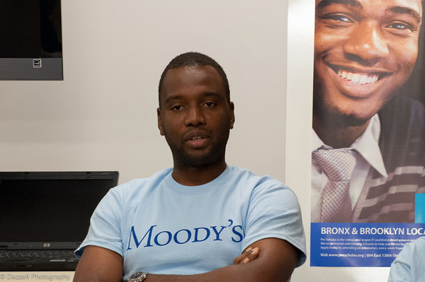 Moody's Mock Interview Day '13