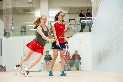 2014-02-28 Danielle Letourneau (Cornell) and Michelle Wong (Penn)
