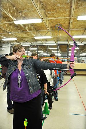 JMS Archery Banquet 2013