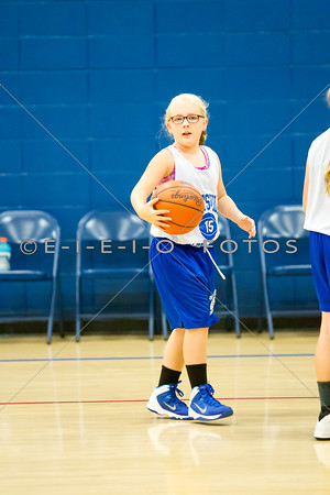 20150929 Tigers 5th grade girls