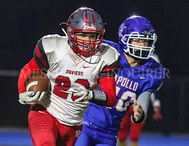 Apollo vs Daviess County football - 10-25-19 - Messenger-Inquirer