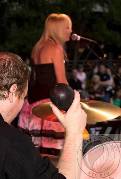 The Rosebuds - Raleigh Durham Cary Event Music Photography