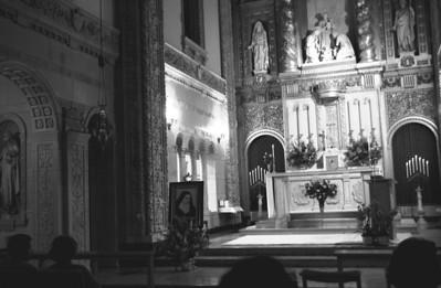 Carmelite Vicar General Visits