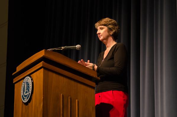 Author Rebecca Skloot 2014