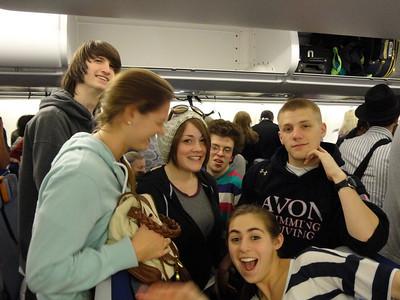 Jacob's Eastern European Trip (Highlights) 4/11