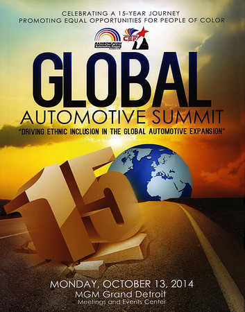 Rainbow Push 15th Annua Global Automotive Summit, October 13, 2014