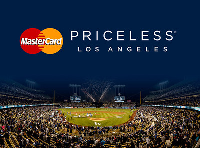 MasterCard Events at Dodger Stadium