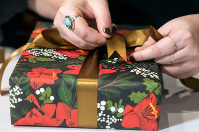 #1695/1696 Gift Wrapping Like a Pro, 12/6/17