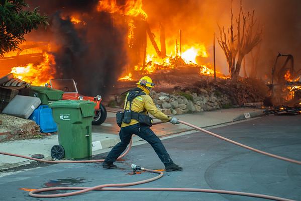 181109 Woolsey Fire