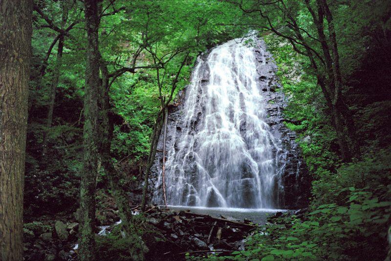 Cabtree falls