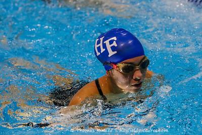 Girls Swim & Dive  v TC Williams 12/14/18