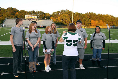 Homecoming Pre-Game Activities 2009