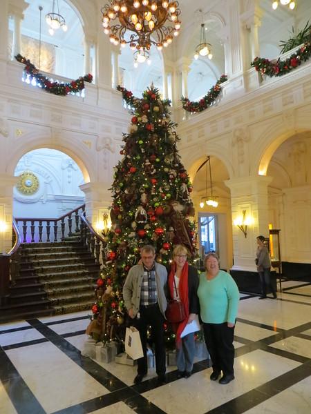 Christmas 2013 with Joke and Nol