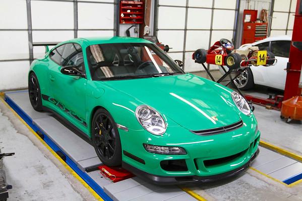 Keen 2008 Porsche GT3 RS