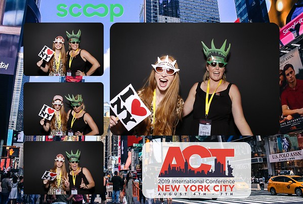 ACT for Commuter Transportation's 2019 International Conf NYC!