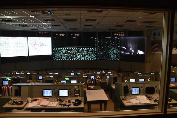 Flight to Space Center Houston