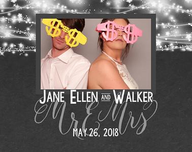 Walker and Jane Ellen Bell