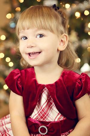 Trupia Girls Christmas 2014