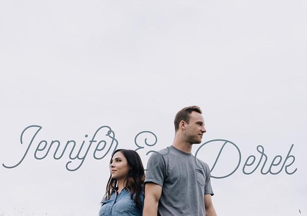 Derek and Jenni