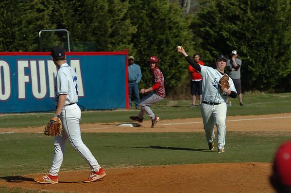 Prep Baseball vs. Fuqua School - April 5, 2018