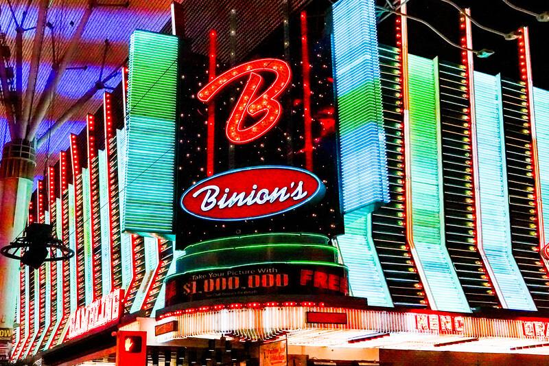 Binion's Casino, Las Vegas Photowalk