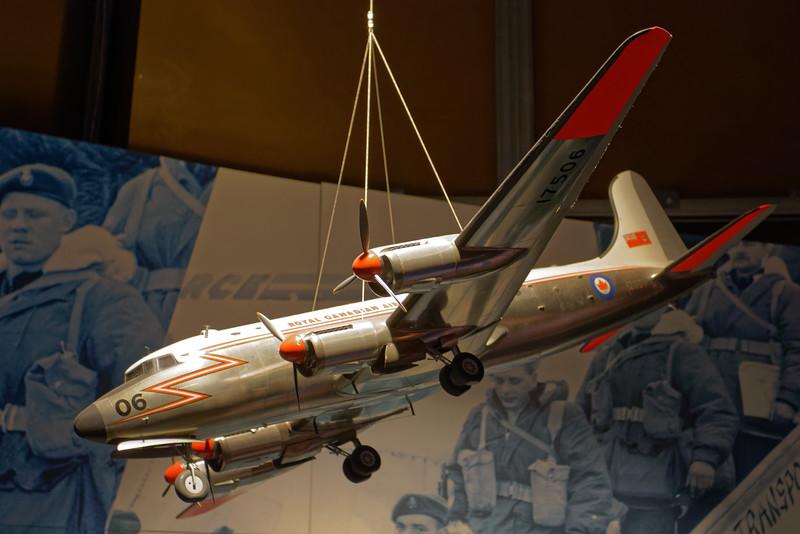 RCAF DC-4 Northstar