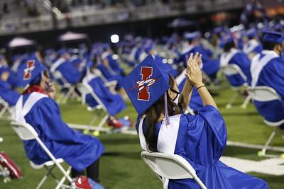 2020 Irvin High School Graduation