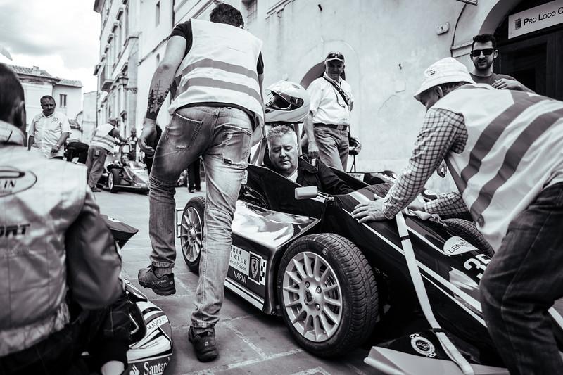 Corsa delle carrette - Cart racing