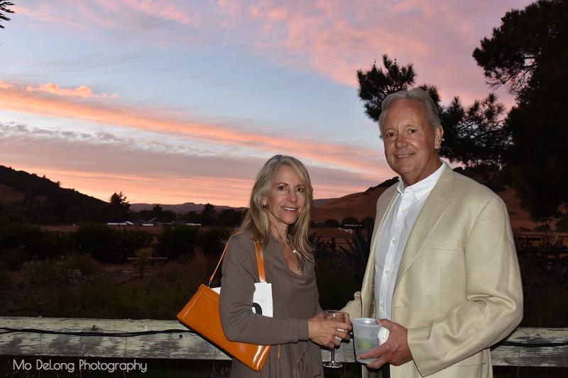 Susan Brautovich and Dave Suddendorf