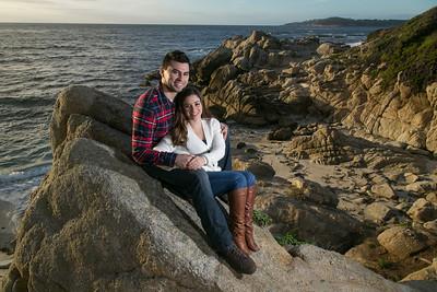 Andrew & Danielle Engagement 12-29-14