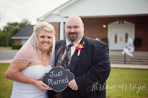Bryan & Alisha {reception}
