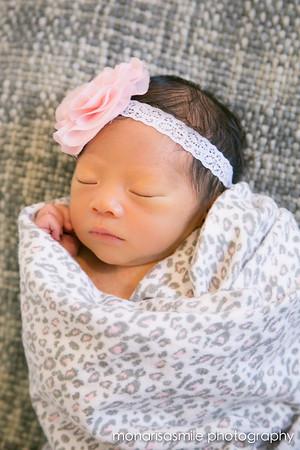 Clara Newborn Portraits