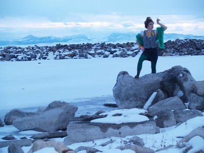 Vogue on Utah Lake
