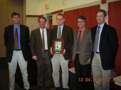 2007 Division 4 Awards