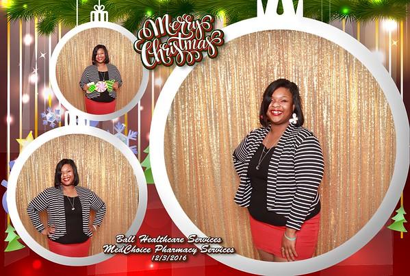 Ball Healthcare Christmas 2016