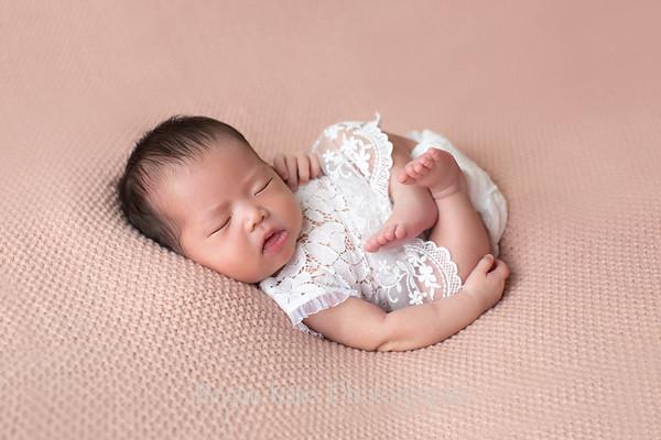 Olivia Grace newborn