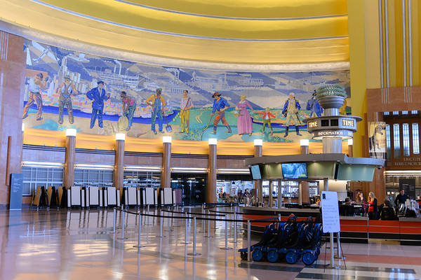 2019 Union Terminal Photo Shoot - Cincinnati Heritage Programs