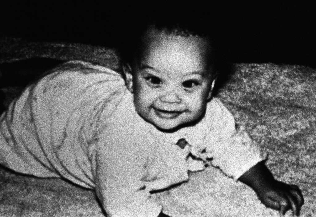 . Singer, actress and former Miss America  Vanessa Williams seen in an undated baby photo. (AP Photo)