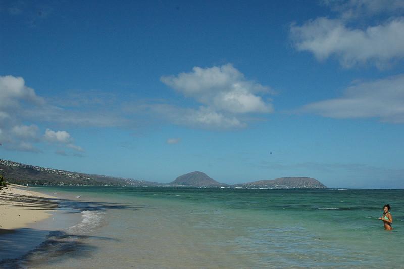 Hawaii - Kahala Beach-5.JPG