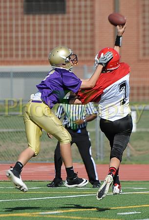 8th Grade vs Lansing 2012