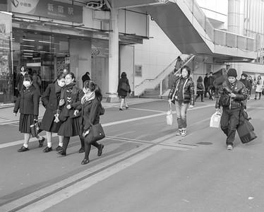 Shinjuku, Shibuya