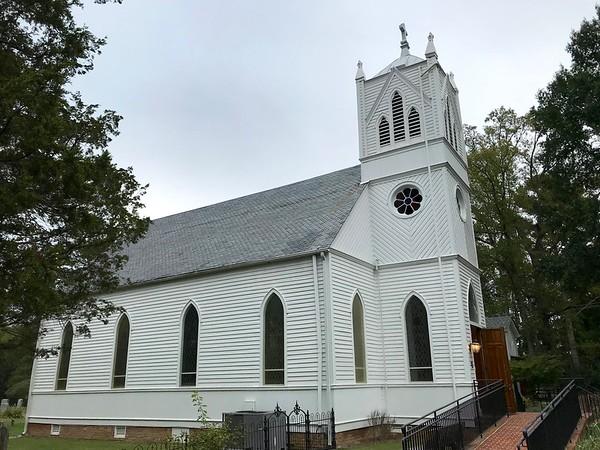 St. Paul's Episcopal Church, Hanover, VA