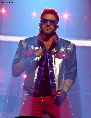Queen  + Adam Lambert, San Jose, 6-29-17